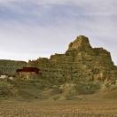 Пещерная город-крепость Цапаранг