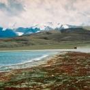 Берег озера Ракшастал