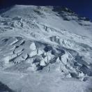 Ледник на склоне