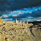 Закат в Тиртапури