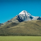 Kailash view from the road