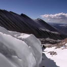 Бортовая морена ледника