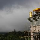 2008 год. Строительство нового монастыря