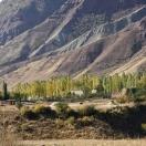 Памирский пейзаж