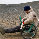 Тест велоприцепа