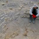 'Солнечное погребение', II-I тыс до н.э.