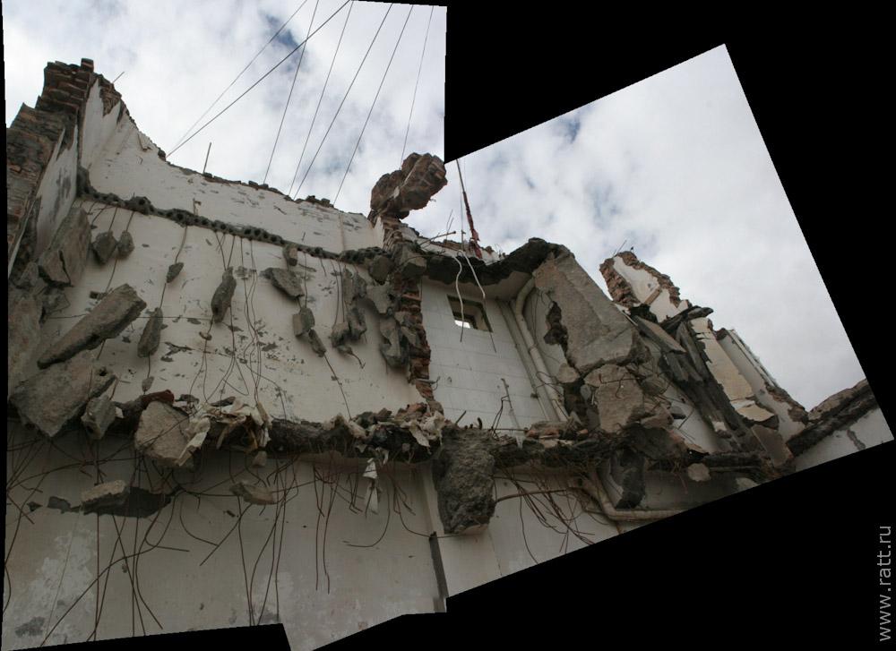 Землетрясение в Юшу