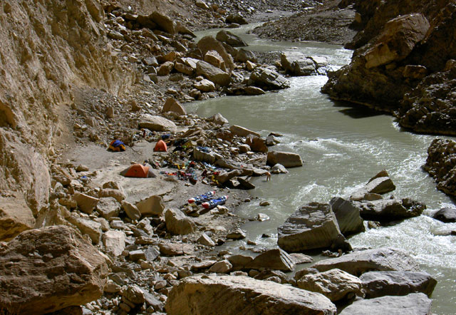 A Camp on Sutlej