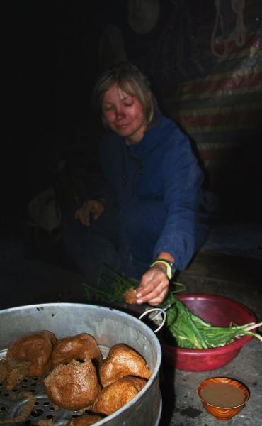 Топ-10 тибетской кухни: гречневые булочки на пару