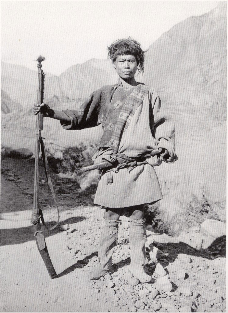 Воин Кхампа.