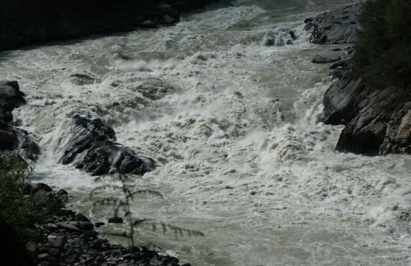 По-Цангпо, приток Брахмапутры