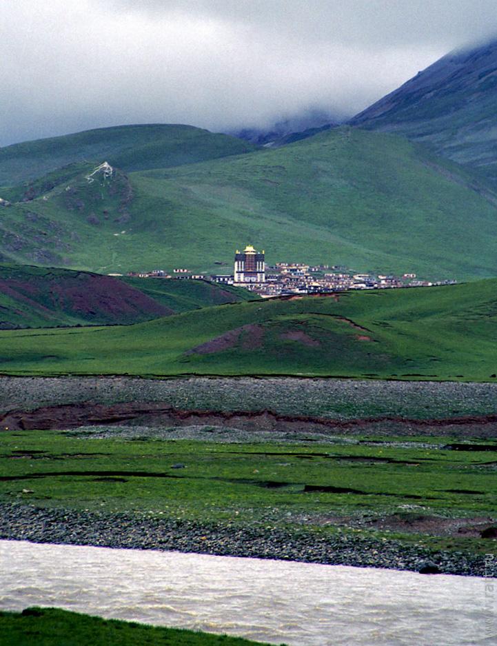Монастырь Чангтанга