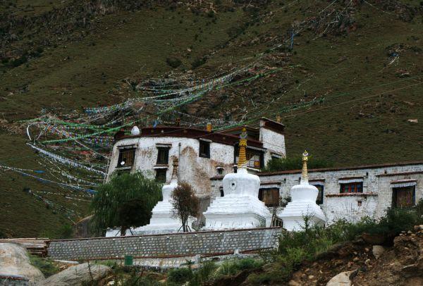 Монастырь Папонгка