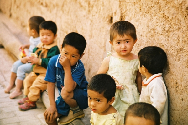 Кашгарские дети