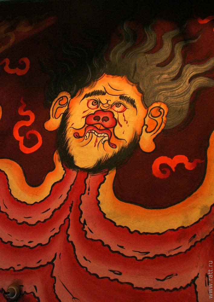 картина ада