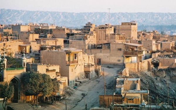 Исторический центр Кашгара