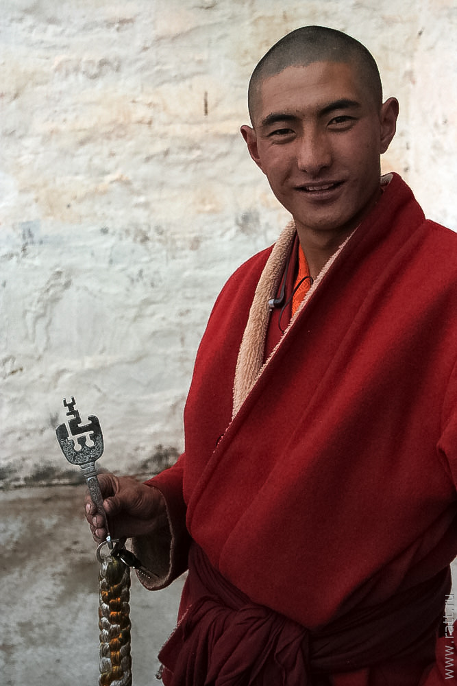тибетский ключ