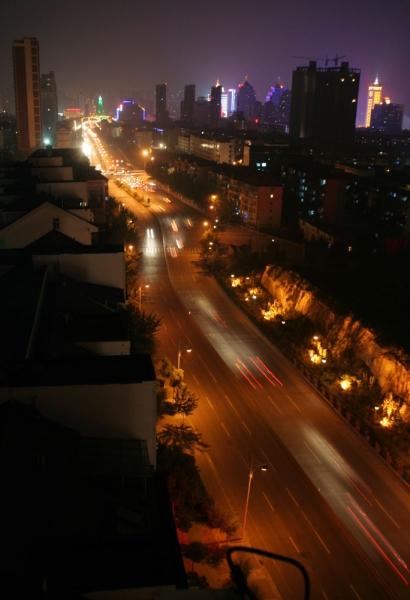 Ночной Синин