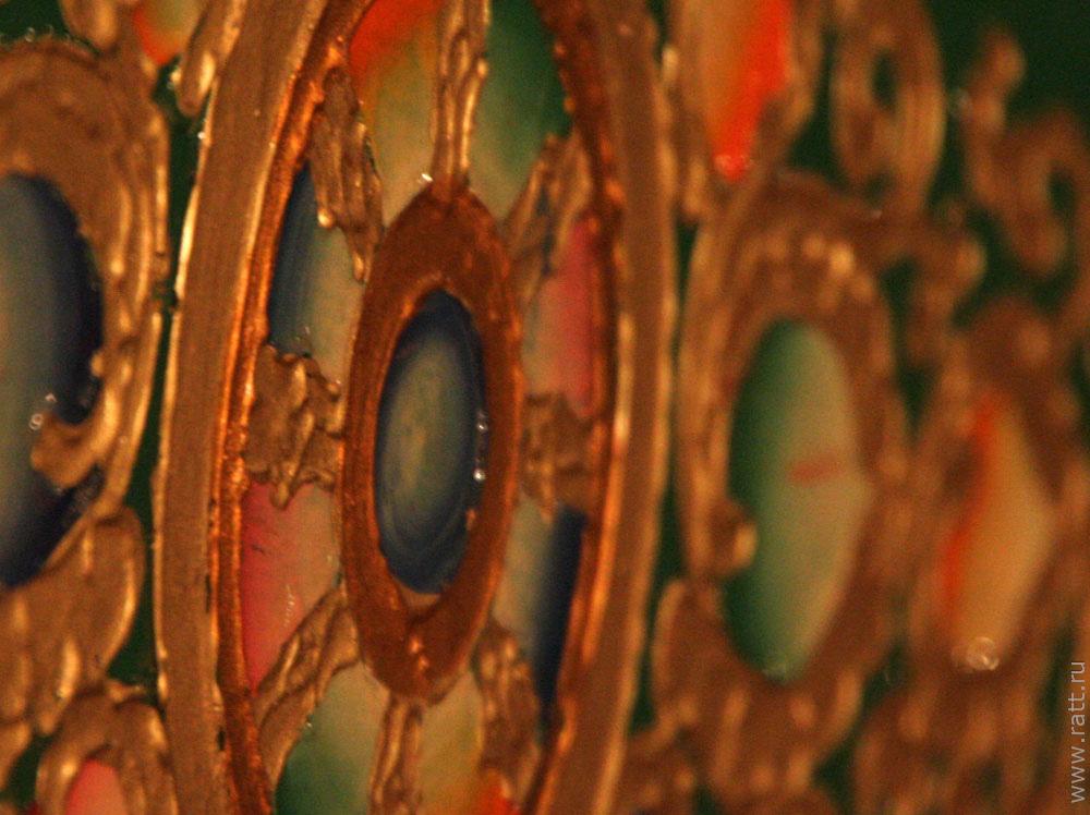 роспись тибетского храма