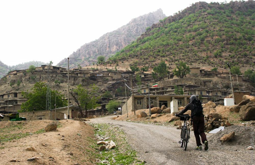 иранская деревня