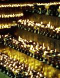 Масляные свечи