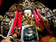 Авалокитешвара и Далай-лама