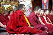 Монахи за своей работой