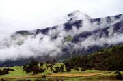 У перевала Serkhym-la