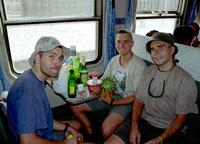 В китайском поезде